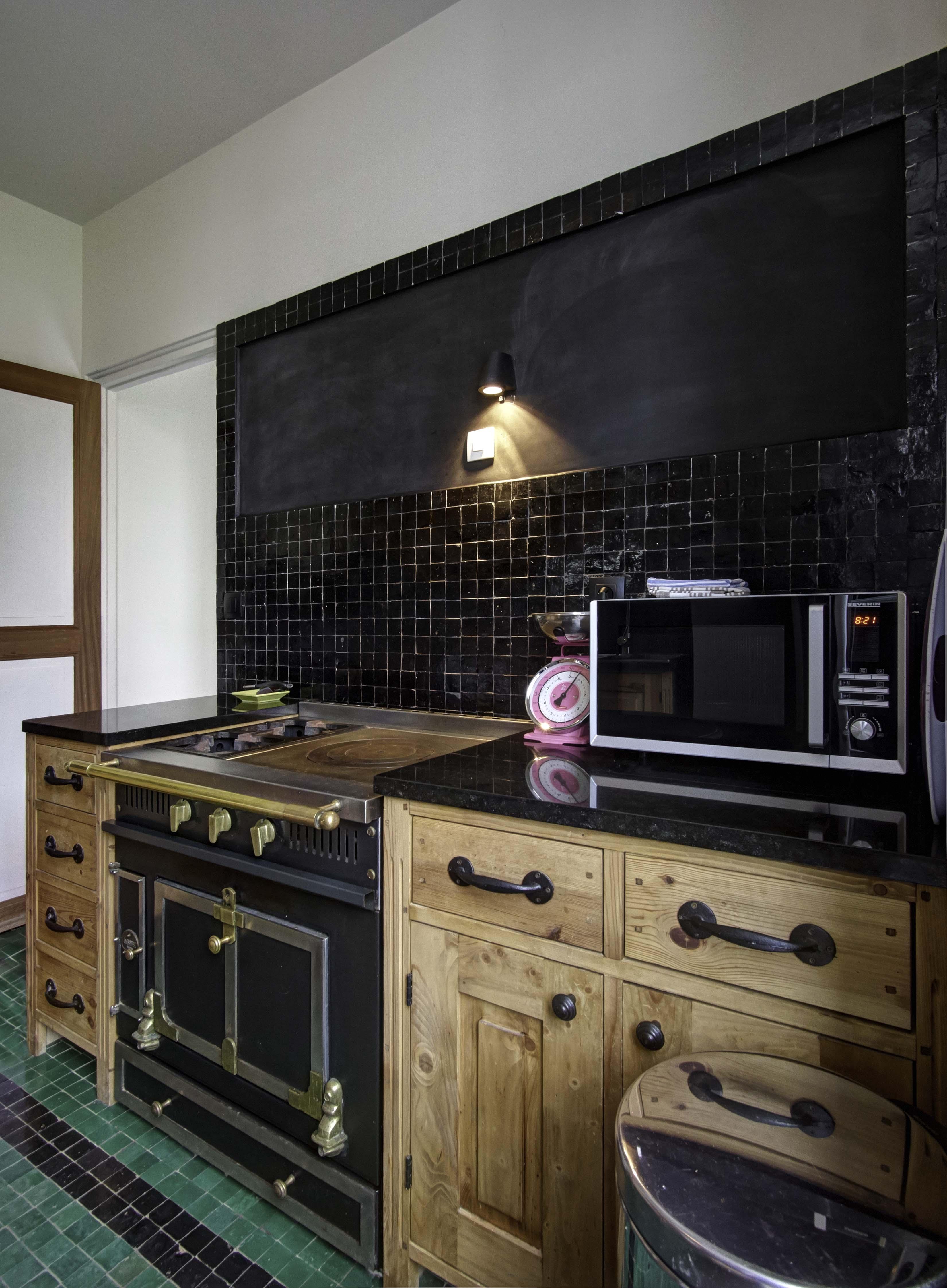 La cuisine de loccident maison de location saisonnière en baie de somme